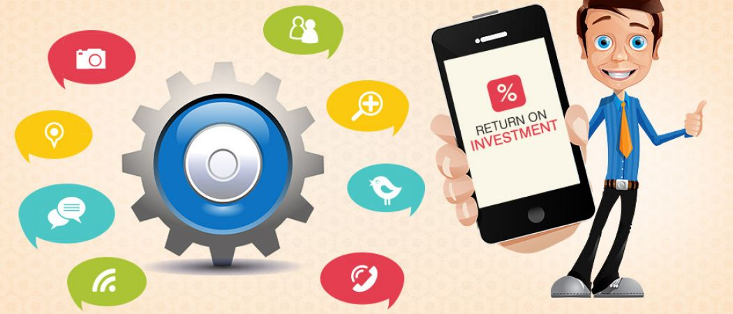 How Mobile App Development Company Can Help You Maximize ROI?